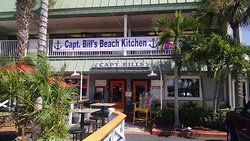 Captain Bill's Beach Kitchen