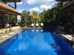 Excellent Accommodations Near the Center of Ubud