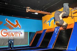 Gravity Indoor Trampoline Park