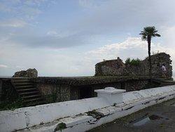 Ruins of Sukhumi Fortress Dioskuriya