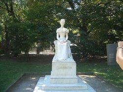 Sissi Statue