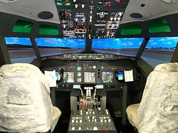 Jet Flight Simulator Experience