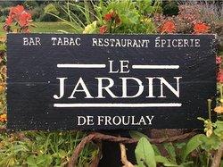 Le Jardin De Froulay