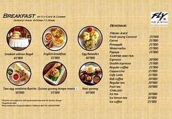 Fly Cafe & Cuisine