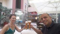 Munchen - Bavarian Beer Garden