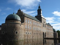 Recommend Vadstena, and recommend this hotel as the best place to stay, even though it could be better!