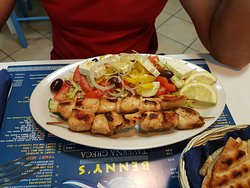 Benny's Taverna Greca