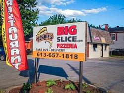Bernie's Big Slice Pizzeria