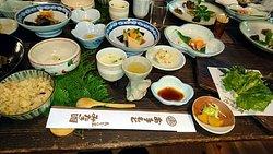 Sansai Cuisine Mitakien