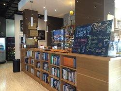 Open Art Café