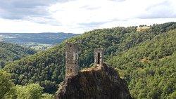 Tours du Roc del Thaluc