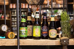 Our Selection of Craft Beers