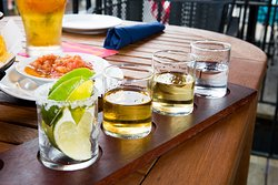 Tequila flights