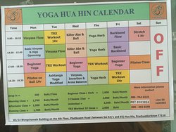 Yoga Hua Hin