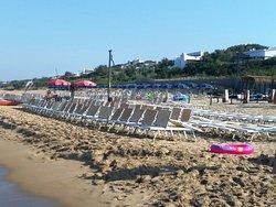 La Bufalara Beach