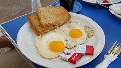 Breakfast Visit