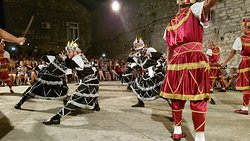 Moreska Sword Dancing