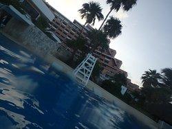 First all inclusive trip to Cancun at Omni