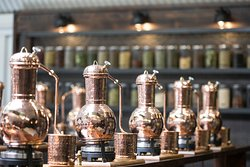 Manchester Three Rivers Gin Experience