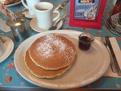 Really good pancakes