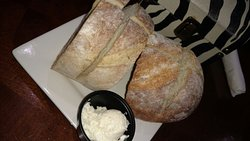 Bread....