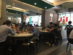 Best noodle shop in Hong Kong so far