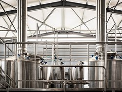 Cretan Brewery/Κρητική Ζυθοποιία,  Zounaki, Platanias, Chania