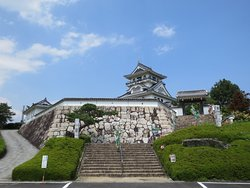 Mt. Oshiroyama Observation Deck Kawahara Castle
