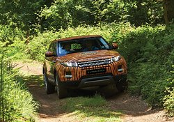 Land Rover Start Off-road - Loseley Park