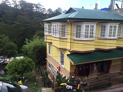 Sagada Grandmas Yellow House and Cafe