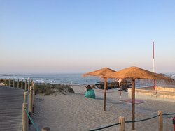 Mindelo Beach