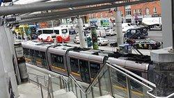 Luas - Tram Services