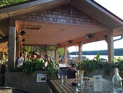 Glenn Burney Lodge Patio Restaurant