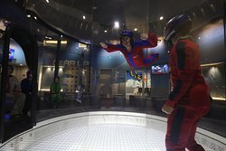 ‪iFLY Indoor Skydiving - San Antonio‬