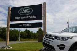 Land Rover Experience - Liverpool