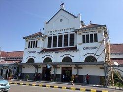 Stasiun Kereta Api Cirebon