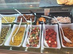 MJ's Fresh Food Bar