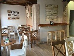 Moka Cafeteria Heladeria