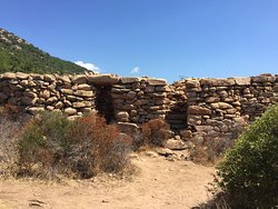 Site prehistorique de Castellu d'Araggio