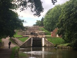 Bingley Five Bingley Locks