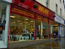 Relics Junk Shop