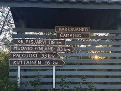 Karesuando Camping & Rekreation
