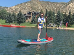 Stand Up Paddle Colorado - Nottingham Lake