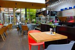 Zebedeus at Just Cafe