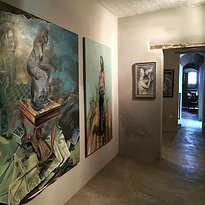 Lindberg Galeria/Taller