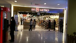 Metro Department Store - The CentrePoint