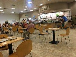 Waitrose cafe Rushden