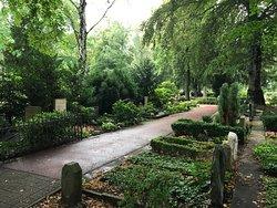 Marlene Dietrich Burial Site