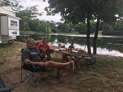 Wolf Lake RV Park
