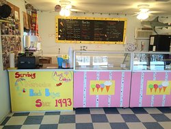 Aunt Ebby's Ice Cream Shop